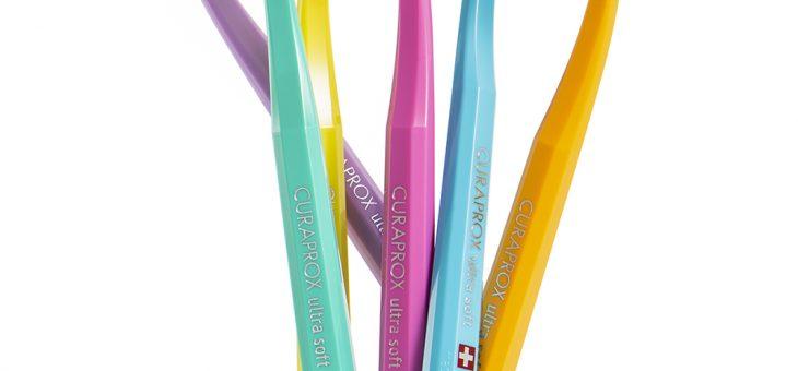 スイス製の歯ブラシ-CURAPROX